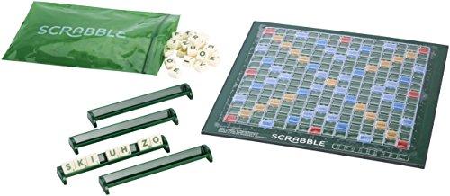 Scrabble Travel Board Game