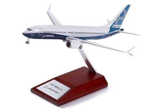 Boeing BOEING 737 MAX snap model airplane die-cast 1200