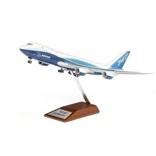 Boeing BOEING 747-8 Freighter snap model 1200 airplane die-cast