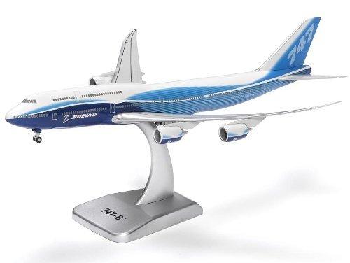 Boeing BOEING 747-8 Intercontinental airplane die-cast 1400