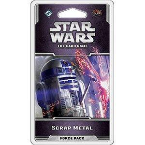 Star Wars The Card Scrap Metal Game