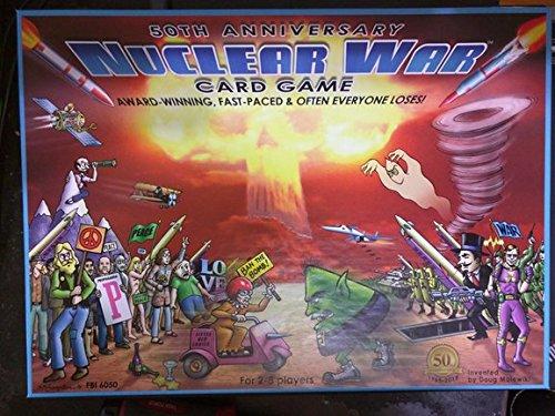 Nuclear War Card Game 50th Anniversary Edition