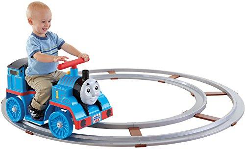 Power Wheels Thomas the Train Thomas with Track Amazon Exclusive
