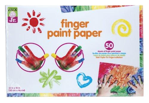 ALEX Jr Finger Paint Paper
