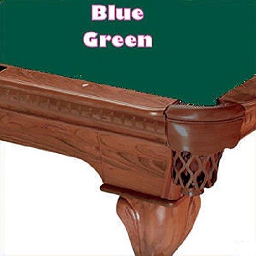 7 Simonis 760 Blue Green Billiard Pool Table Cloth Felt