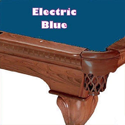 7 Simonis 760 Electric Blue Billiard Pool Table Cloth Felt