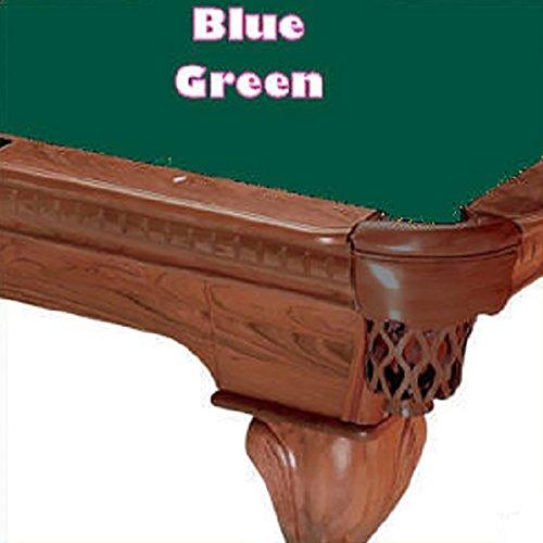 9 Simonis 760 Blue Green Billiard Pool Table Cloth Felt
