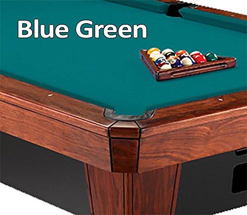 10 Simonis 860 Blue Green Billiard Pool Table Cloth Felt