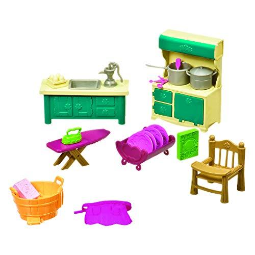 Lil Woodzeez Kitchenette Housekeeping Set