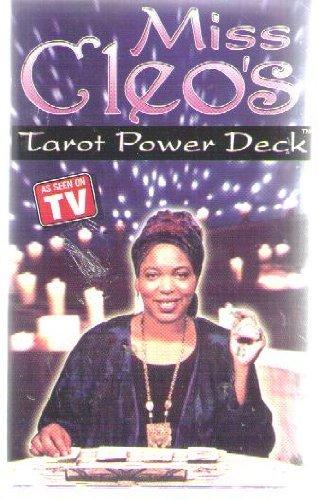 Miss Cleos Tarot Card Power Deck