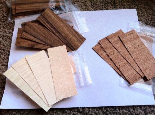 Prowood Fingerboard Veneer Make Your Own Fingerboards