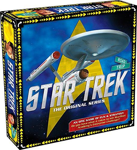 Star Trek Road Trip Board Game