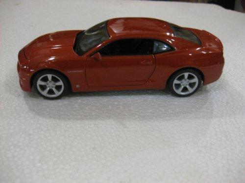Maisto 124 Scale Diecast Collectibles Orange 2010 Chevrolet Camaro SS