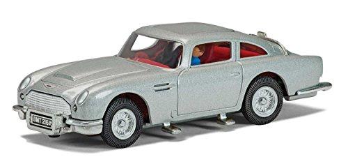 Corgi James Bond 007 Aston Martin DB5 Goldfinger Diecast Scale Model