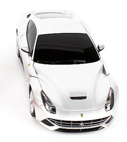 118 Scale Ferrari F12 Model RC Car COLOR SILVER