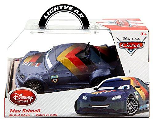 Disney  Pixar Cars Max Schnell 143 Diecast Car