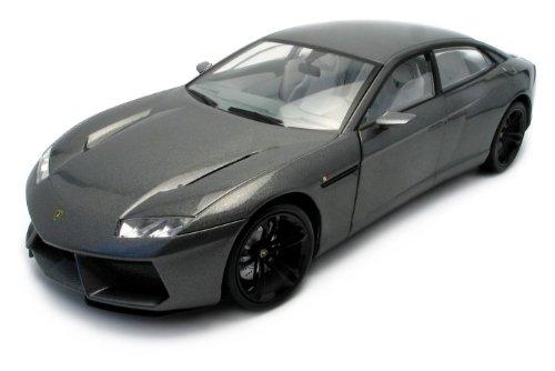 Lamborghini Estoque Dark Gray 118 Diecast Model Car
