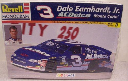 2587 Revell Monogram Nascar Dale Earnhardt Jr AC Delco Monte Carlo 124 Scale Plastic Model Kit