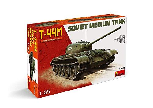 MiniArt 37002 T-44 M Military Miniature Series 135 Scale Plastic Model Kit