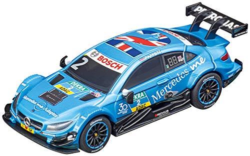 Carrera 64133 Mercedes-AMG C 63 DTM G Paffett 2 GO Analog Slot Car Racing Vehicle 143 Scale