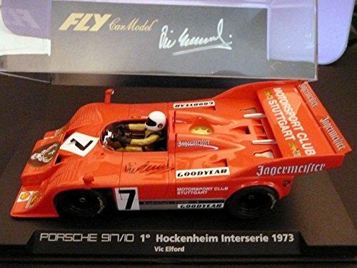 Porsche 91710 Hockenheim Interserie 1973 Vic Elford Victory 132 Slot Car