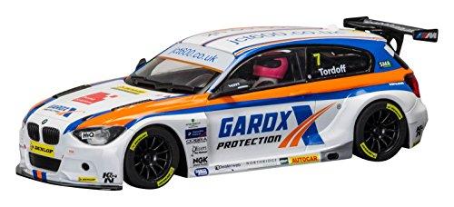 Scalextric BTCC BMW 125 Series 1 Sam Tordoff Croft Circuit 132 Slot Car C3735 Vehicle