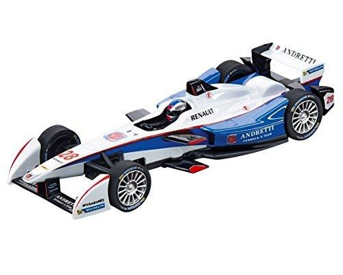 Qiyun Formula E Autosport M Andretti No 28 Carrera 27501 Evolution Slot Racing Car