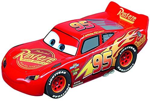 Carrera 30806Digital 132 Slot Car Racing Vehicle - Disney Pixar Cars 3 - Lightning McQueen - 132 Scale