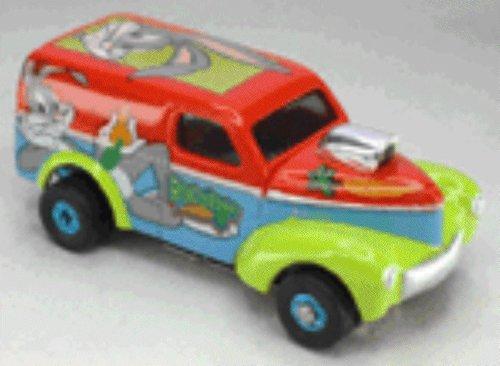 Auto World 255 1940 Willys Custom Panel Bugs Bunny Red Thunder Jet Ultra G HO Slot Car