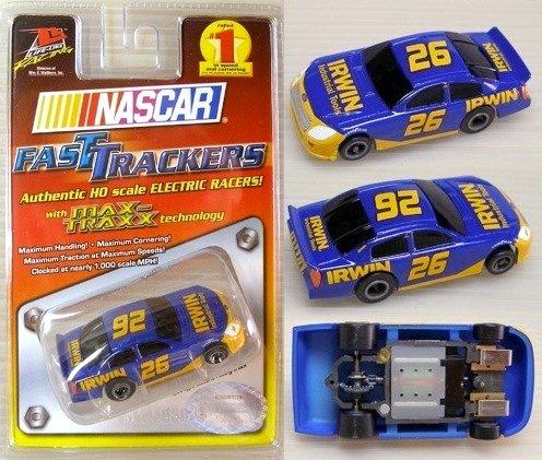 Life-Like 9049 Mcmurray 26 NASCAR Ford HO Slot Car