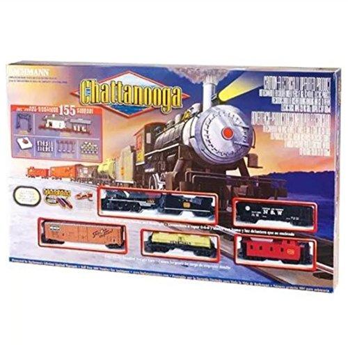 Bachmann HO Electric Train-Chattanooga Train Set