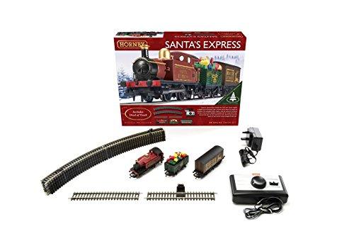 Hornby R1210 Santas Express Christmas Train Set