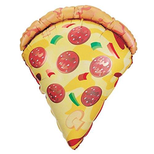 29 Mylar Pizza Slice Super Shape Balloon