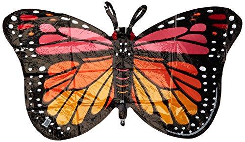 Anagram International M6591401 Monarch Butterfly Shape Balloon Pack 32