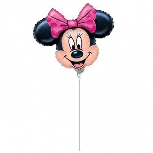 Minnie Mouse Head Mini Shape Balloon