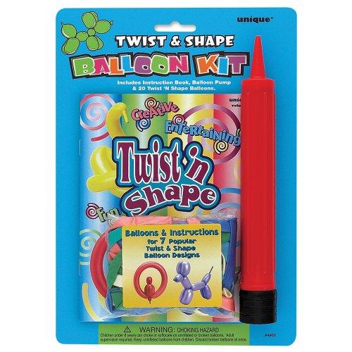 Twist Shape Balloon Animal Kit