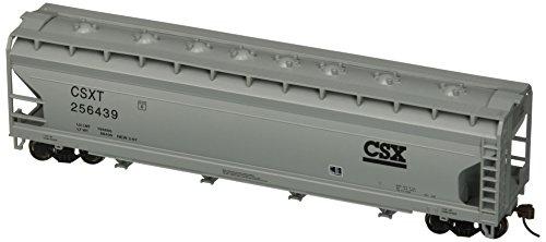 Bachmann Industries CSX 256439 ACF 56 Center-Flow Hopper HO Scale Train