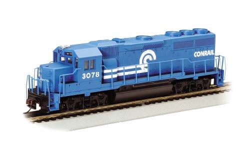 Bachmann Industries EMD GP40 Locomotive Conrail 3078 HO Scale Train Car