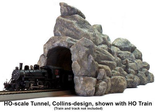 A Model Railroad - HO Scale Tunnel Collins-design