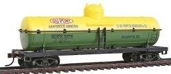 HO Scale Model Railroad Trains Du Pont 40 Tanker Car