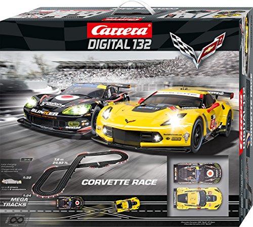 Carrera Digital 132 - Corvette Race Set