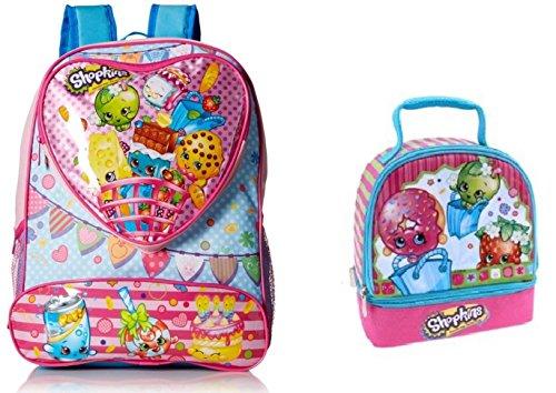Shopkins Backpack Lunch Bag