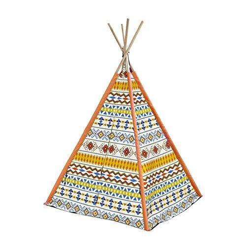 Aztec Tribal Kid Play Teepee Children Play Teepee