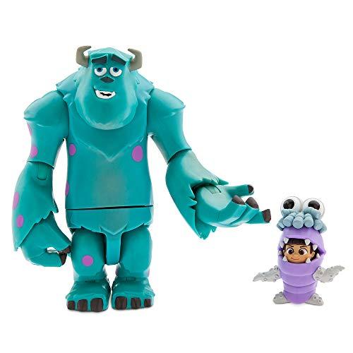 Disney Sulley Action Figure - Pixar Toybox