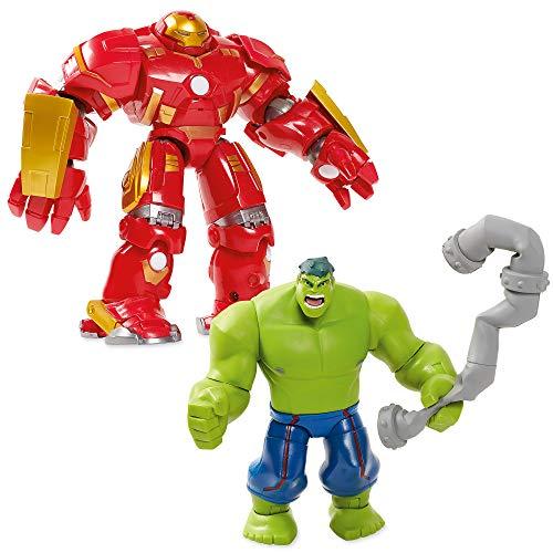 Marvel Hulkbuster Deluxe Action Figure Set Toybox