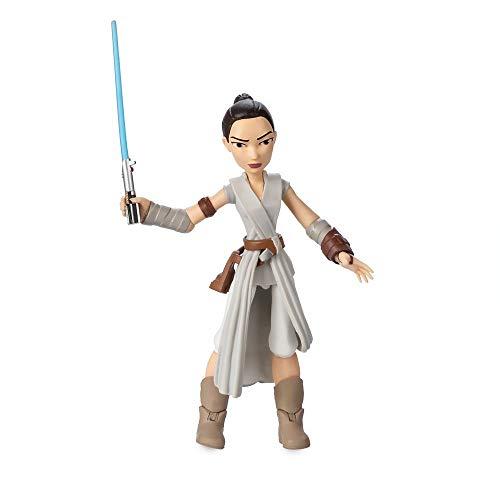 Star Wars Rey Action Figure Toybox