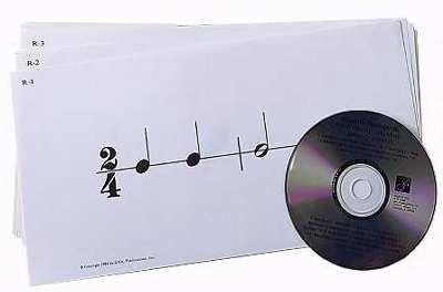 Rhythm Flash Cards Set A