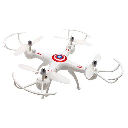 Quadcopter - YX YX668-A3 Headless Mode RC Quadcopter 24GHz 6CH 6 Axis Gyro RC Drone UAV Toy White