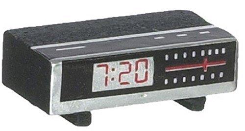 Dollhouse Miniature Clock Radio by International Miniatures
