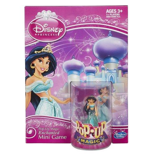 Disney Pop-Up Magic Enchanted Mini Game Featuring Jasmine
